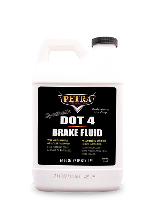 PN 6464 Petra Synthetic Dot 4 Brake Fluid